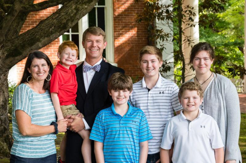 J McGuire family